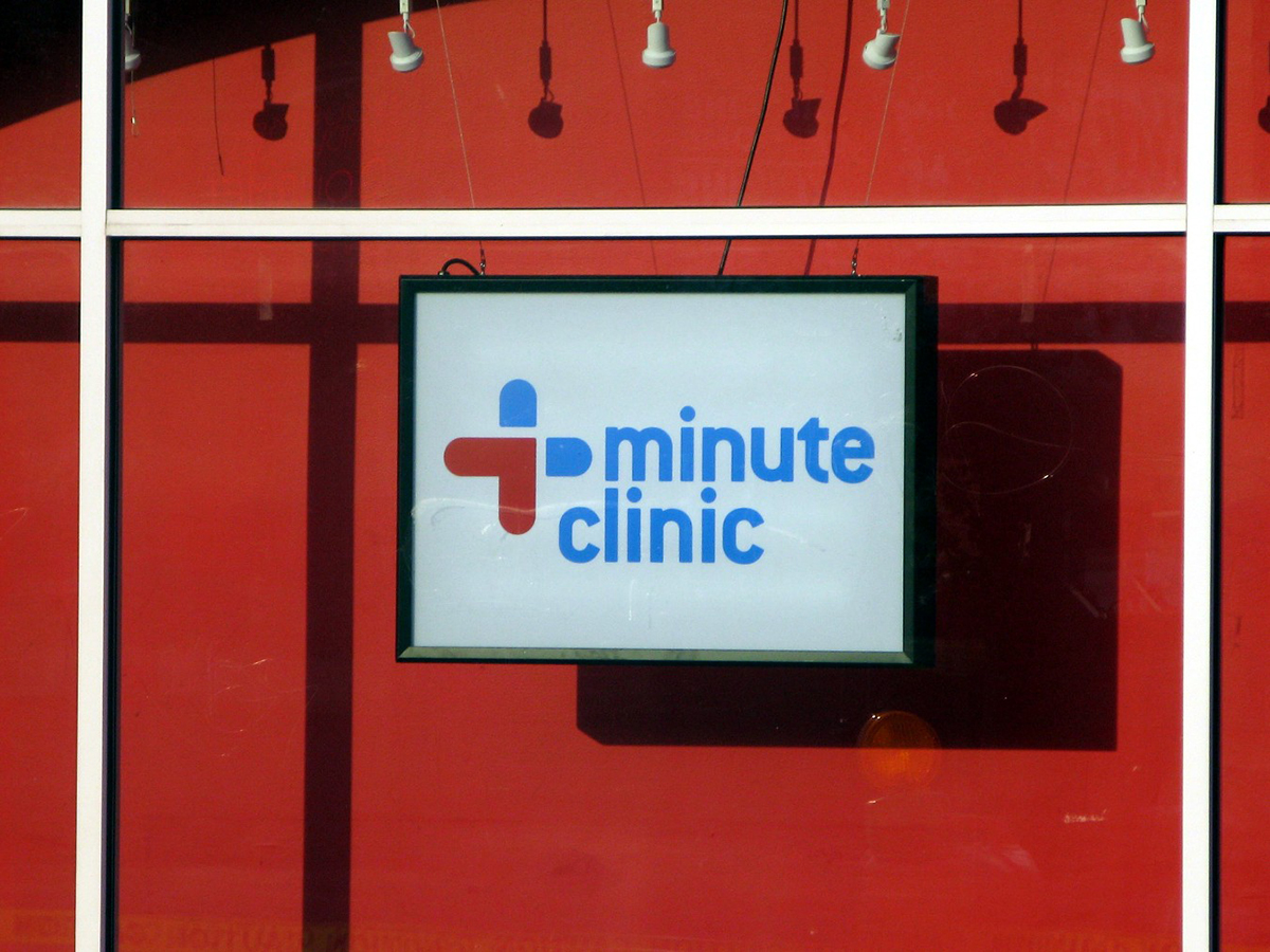Minute Clinic photo
