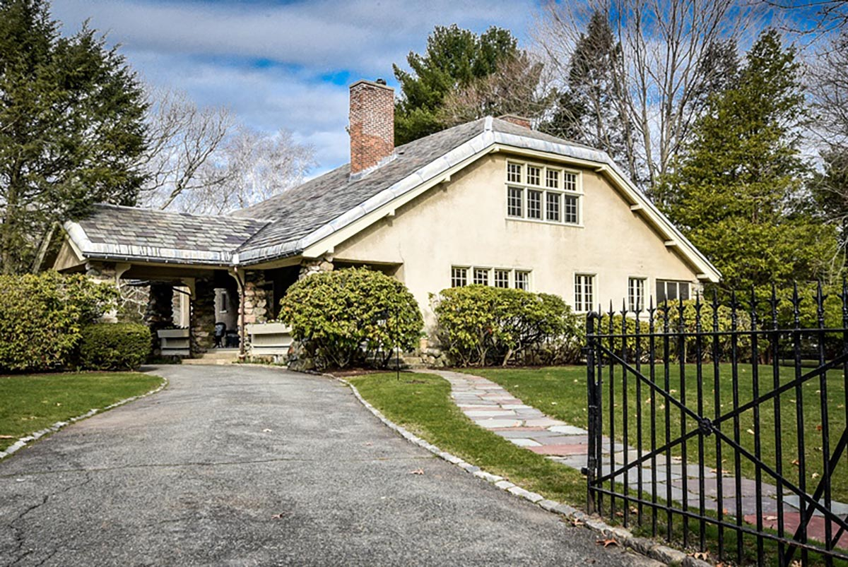 newton craftsman home