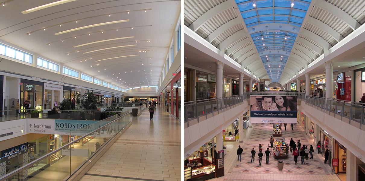 northshore mall vs south shore plaza boston magazine