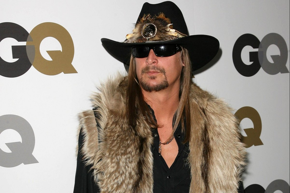 Kid Rock Photo by s_bukley / Shutterstock.com