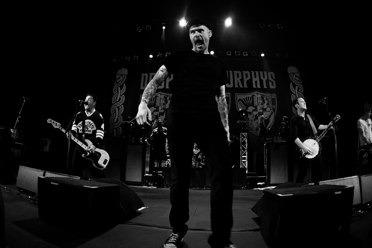 Dropkick Murphys Photo by Mat Hayward / Shutterstock.com