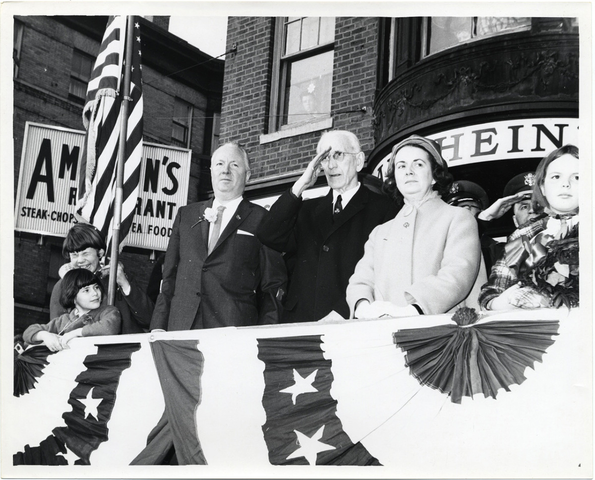 st. patrick's day south boston parade