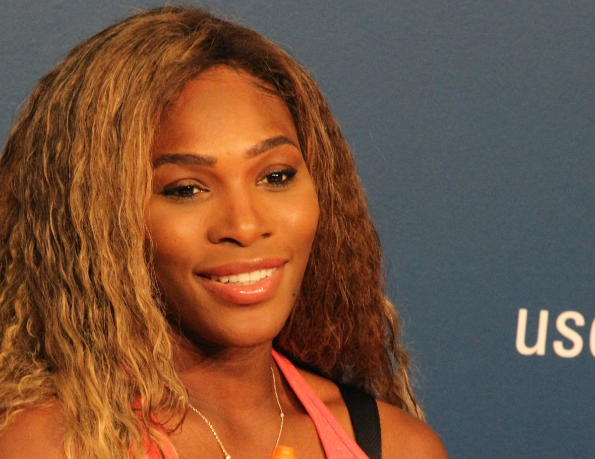 Serena Williams Photo by Marianne Bevis / Flickr via Creative Commons
