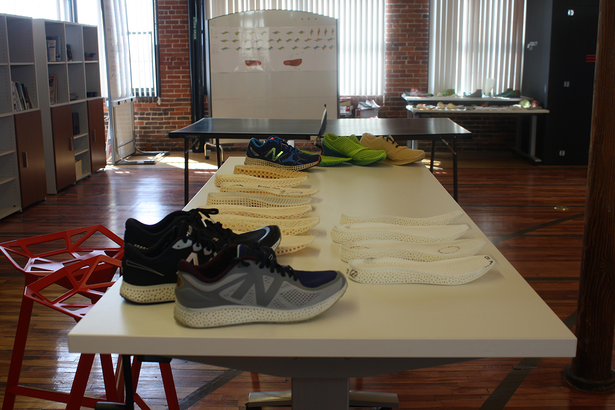 0b6a216f Behind the Scenes: New Balance and the Zante Generate