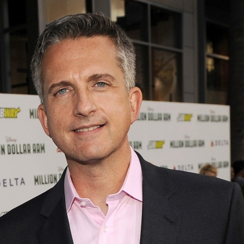 "FILE - In this May 6, 2014 file photo, Bill Simmons arrives at the world premiere of ""Million Dollar Arm"" at El Capitan Theatre in Los Angeles. ESPN says that it is parting ways with Bill Simmons, one of its top personalities who created the Grantland website and was instrumental in the network's documentary series. Network president John Skipper said Friday that he decided not to renew Simmons' contract.  (Photo by Chris Pizzello/Invision/AP, File)"