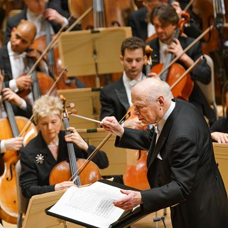 Bernard Haitink Mahler sq