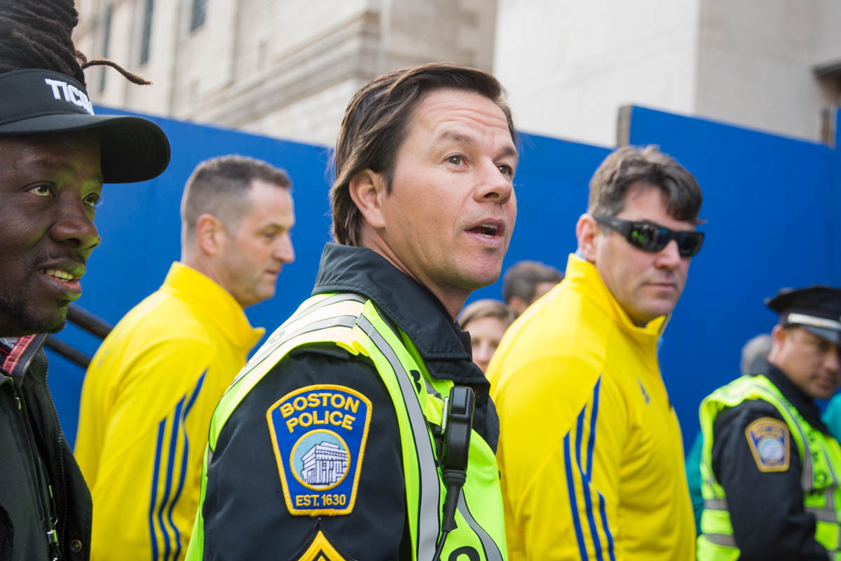 Mark Wahlberg Photo by Sarah Fisher