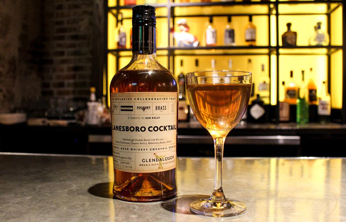 The Lanesboro Cocktail