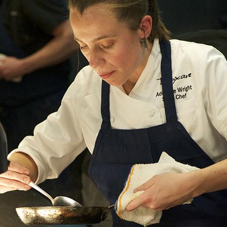 Boston Urban Hospitality chef Adrienne Wright