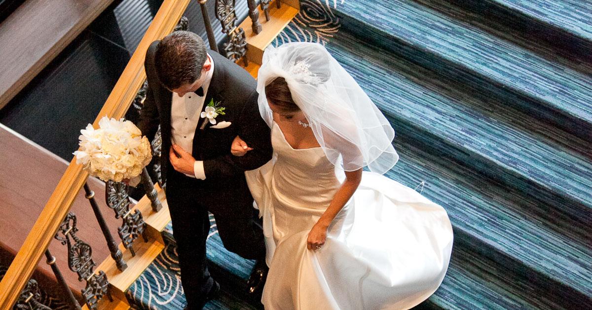 Real Weddings Boston: Real Wedding: Kristine Capino & Jonathan Batista