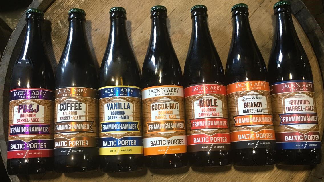 Jack's Abby Framinghammer bottles