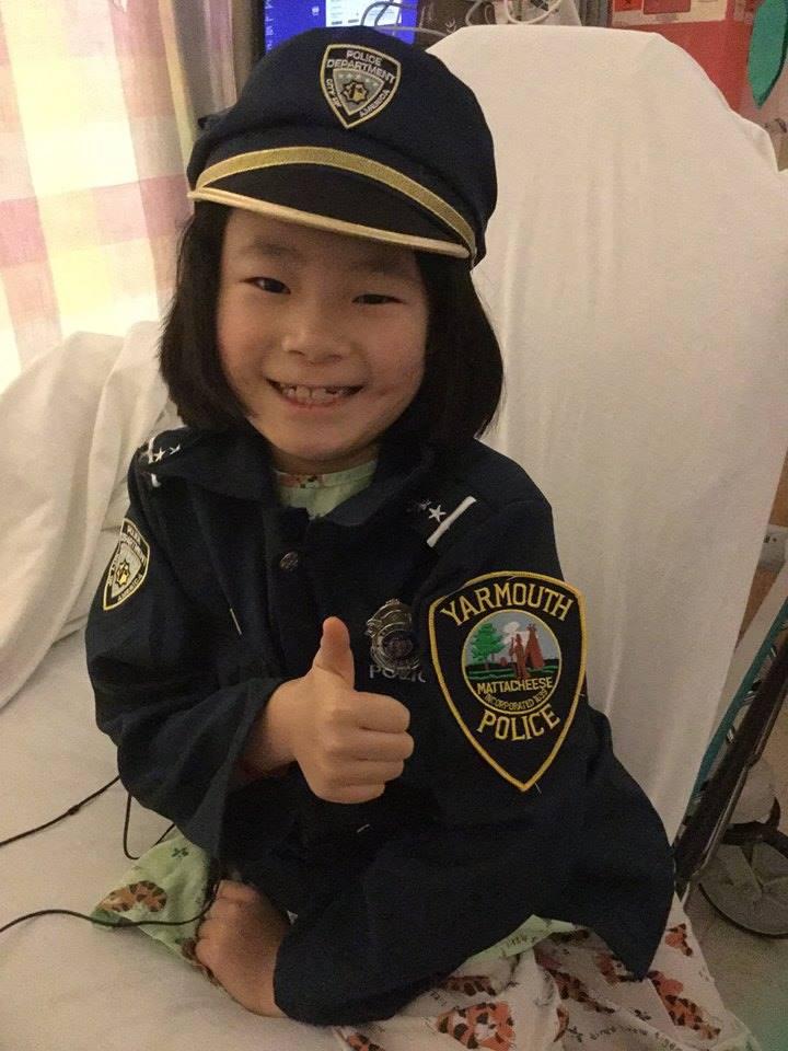Junior Officer Leah