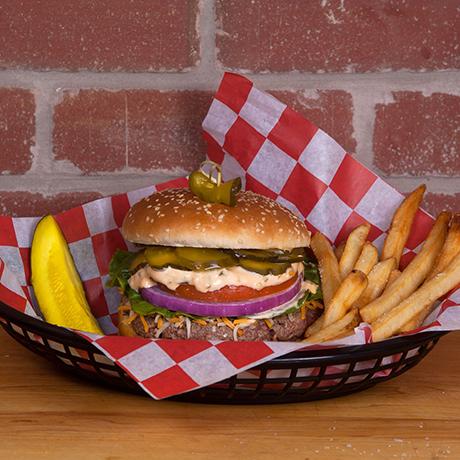 KKatie's Burger Bar square