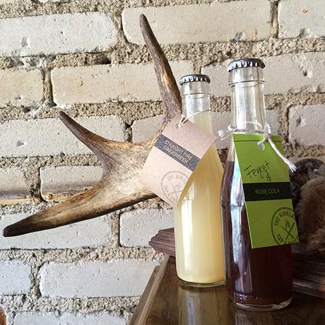 bottled cocktails at Kirkland Tap & trotter