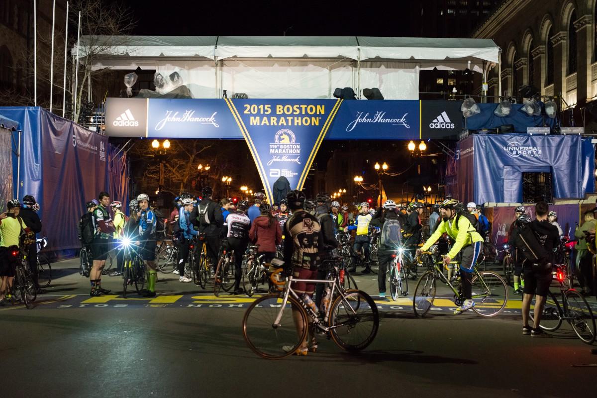 Midnight Marathon Bike Ride