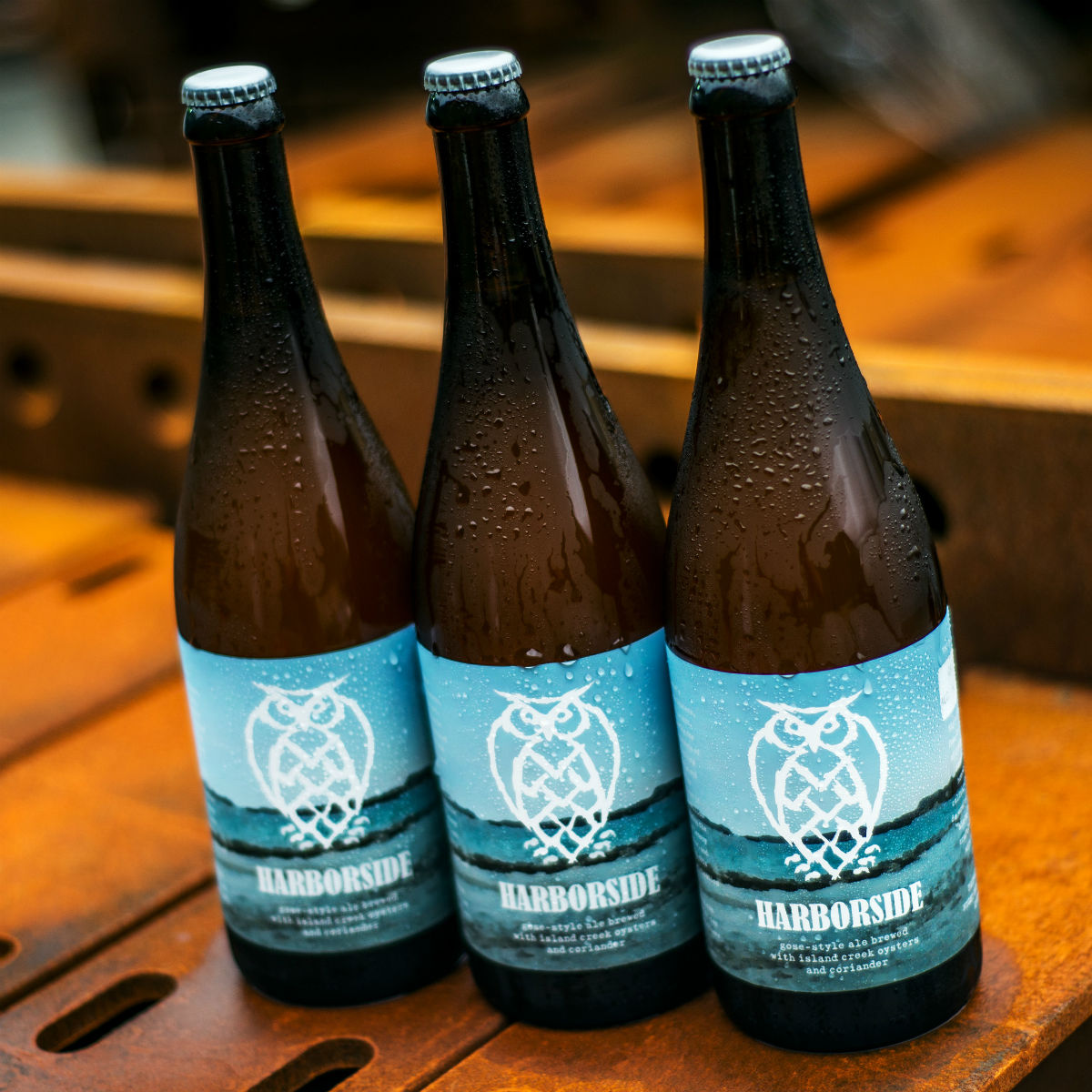 Night Shift Brewing Harborside. / Photo via official site