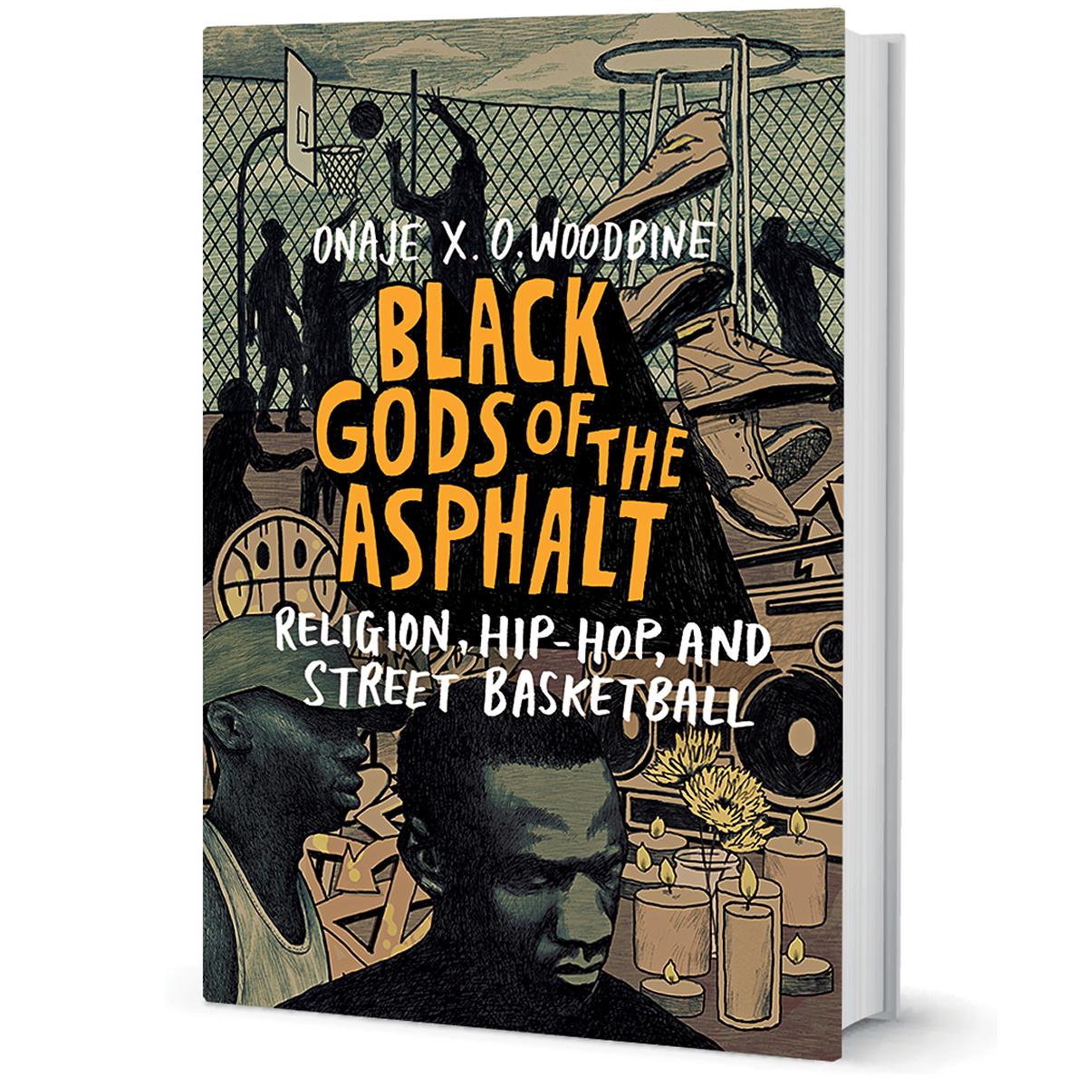 Onaje X.O. Woodbine Black Gods of the Asphalt