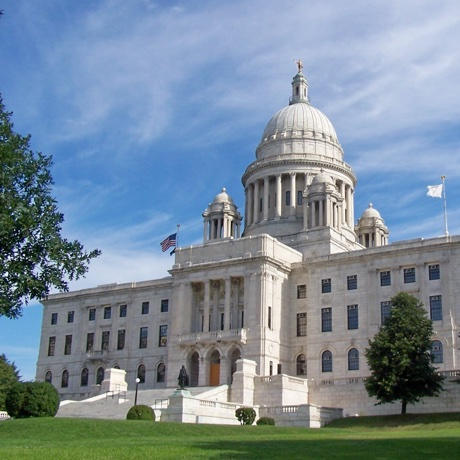Rhode Island Capitol Building sq