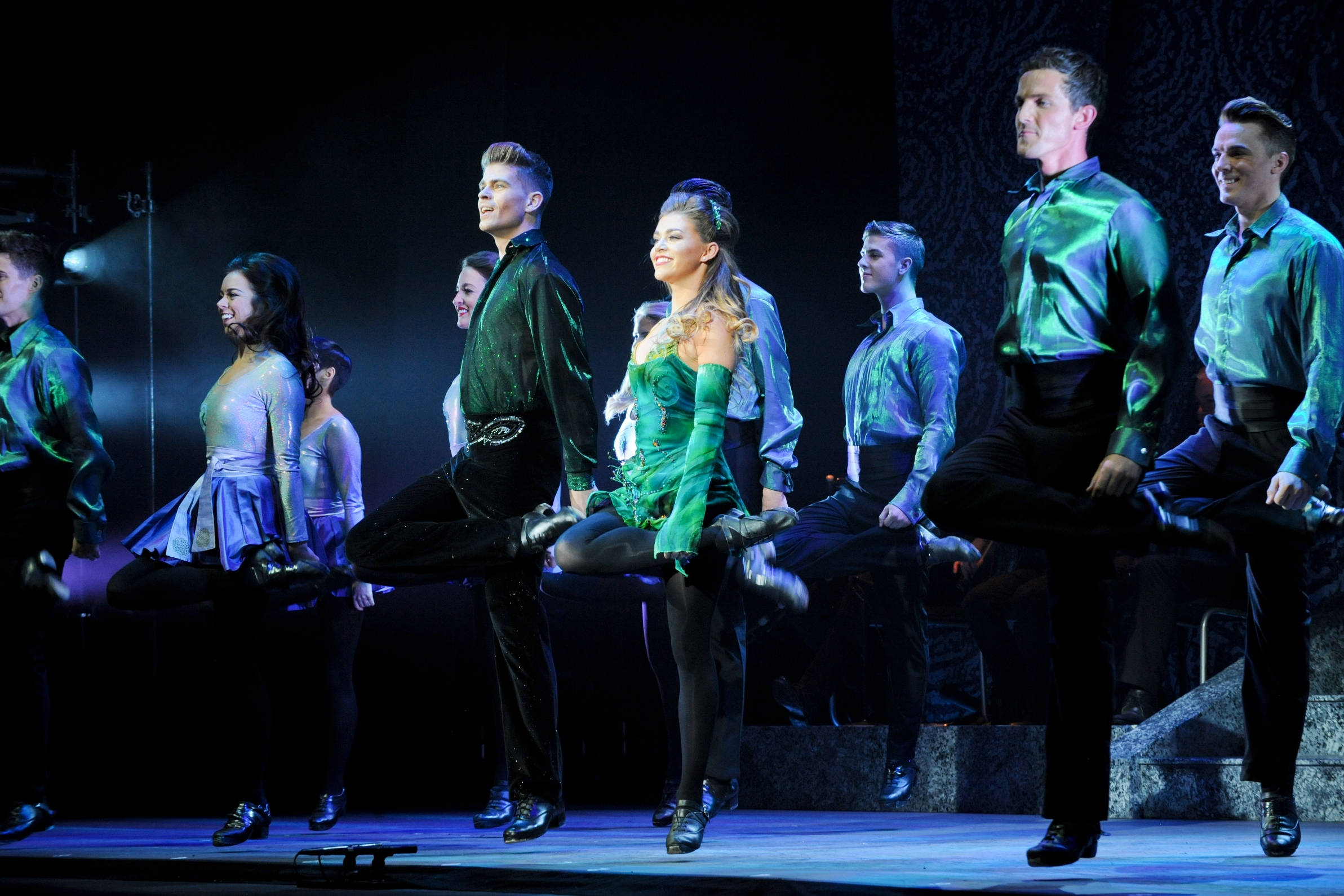 'Riverdance' performers Photo Provided