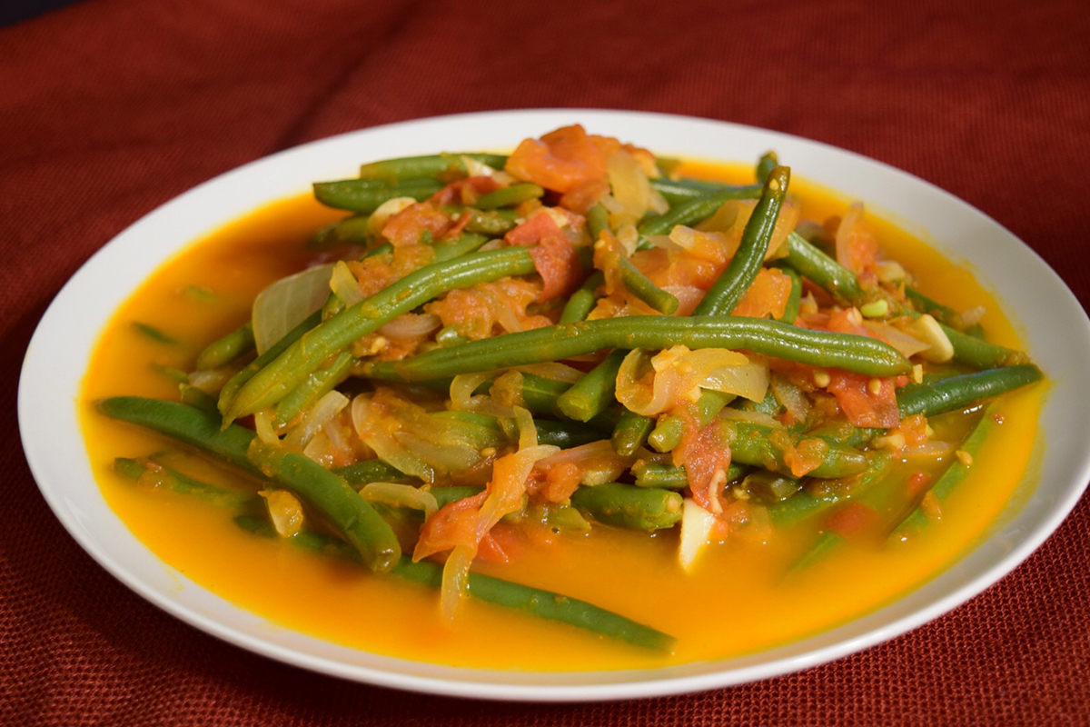 Green beans for Passover