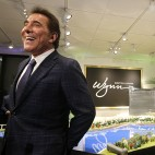 Casino mogul Steve Wynn during a news conference in Medford, Mass., Tuesday, March 15, 2016. (AP Photo/Charles Krupa)