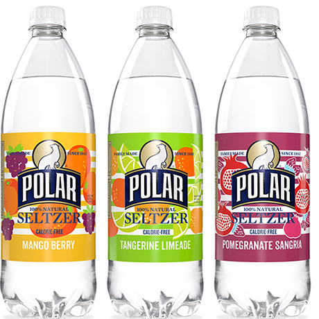 Polar summer flavors