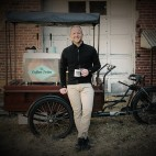 Brad Pillen and the Coffee Trike