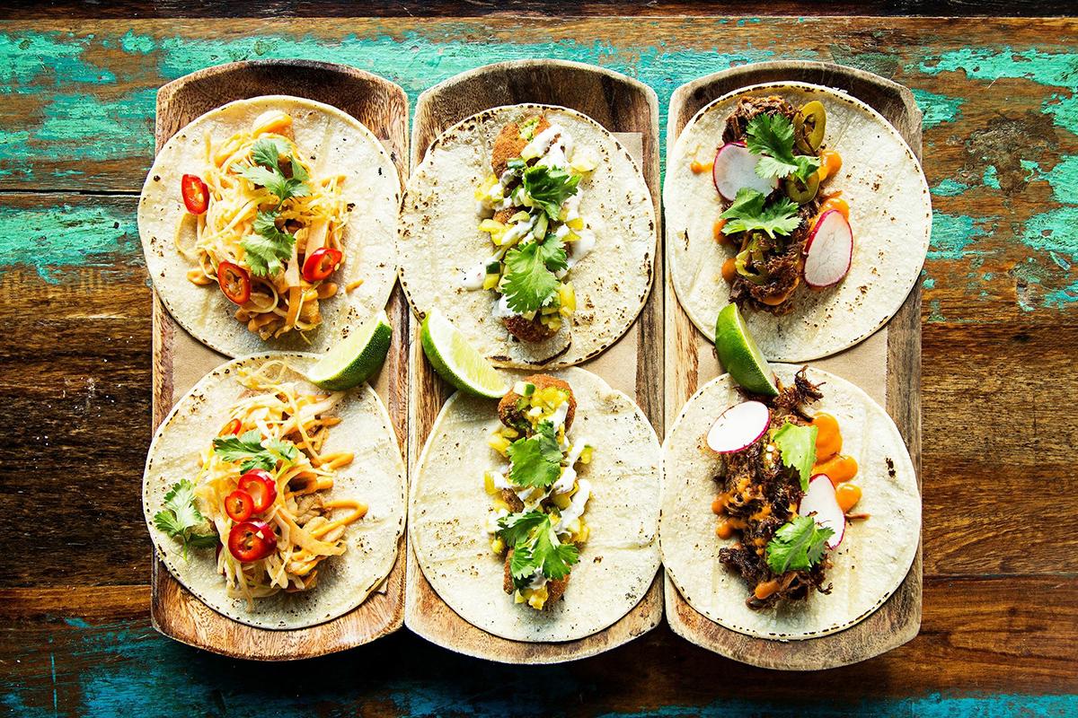 Tico Tacos Crop