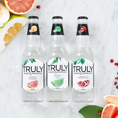 Truly Spiked Sparkling Seltzer square
