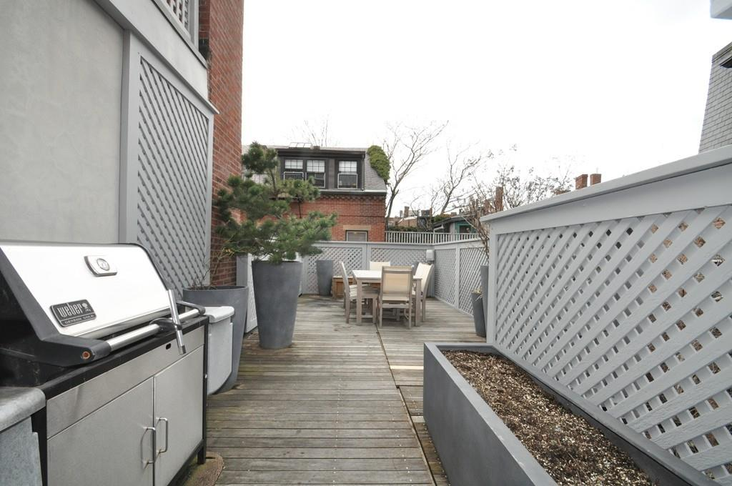 beacon hill townhouse