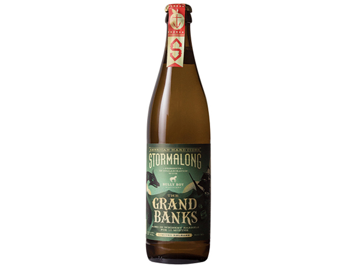 best hard cider new england stormalong