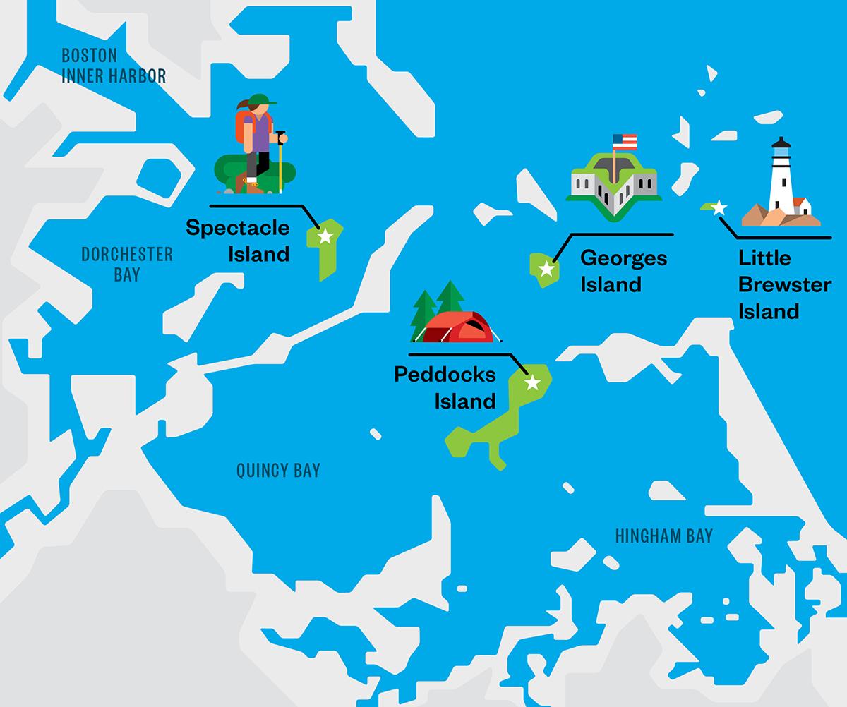 boston harbor islands guide