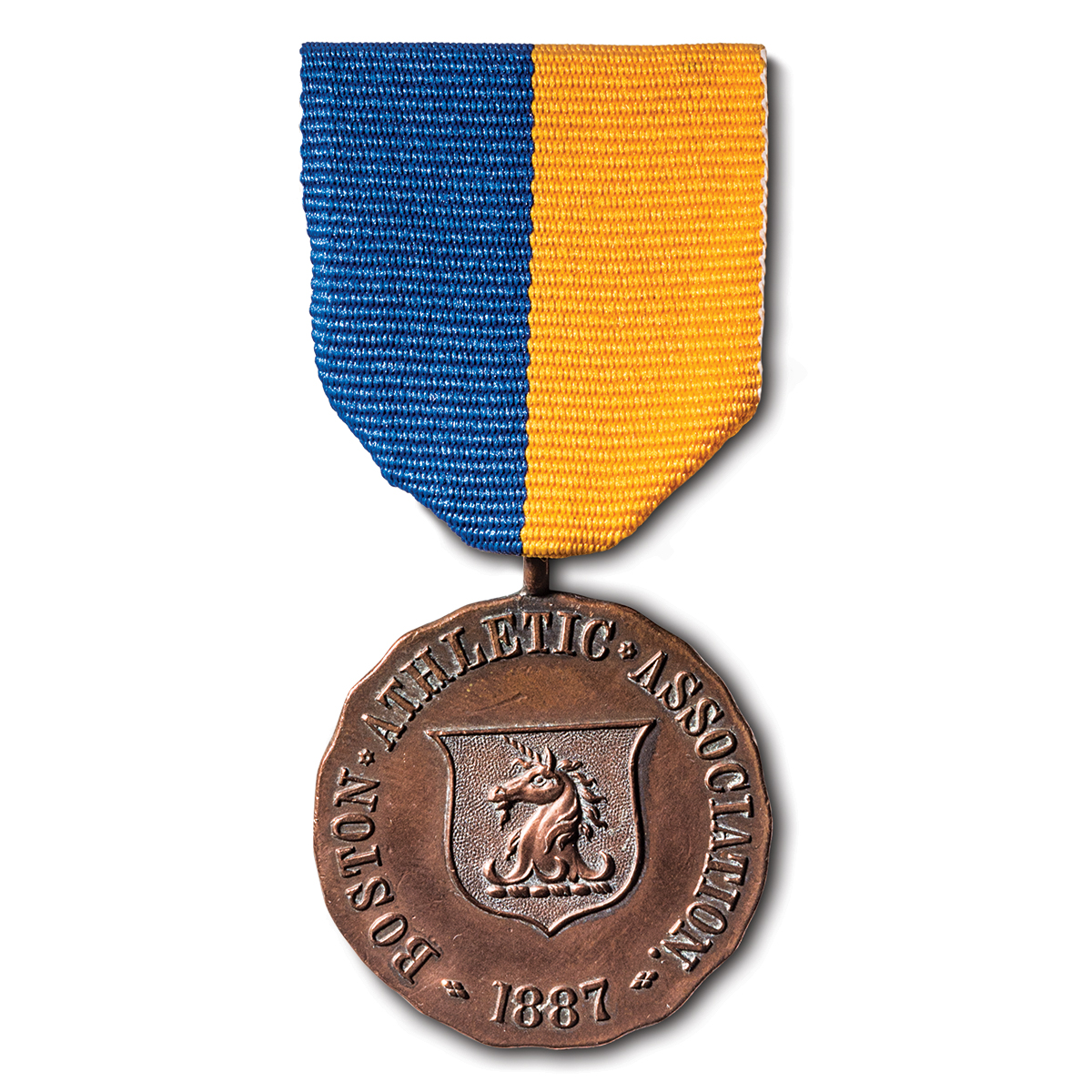 first-boston-marathon-medal