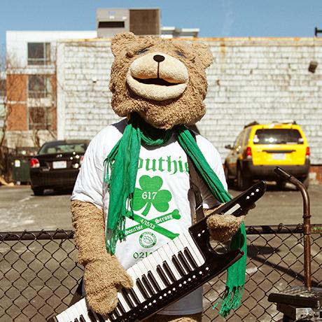 keytar bear sq