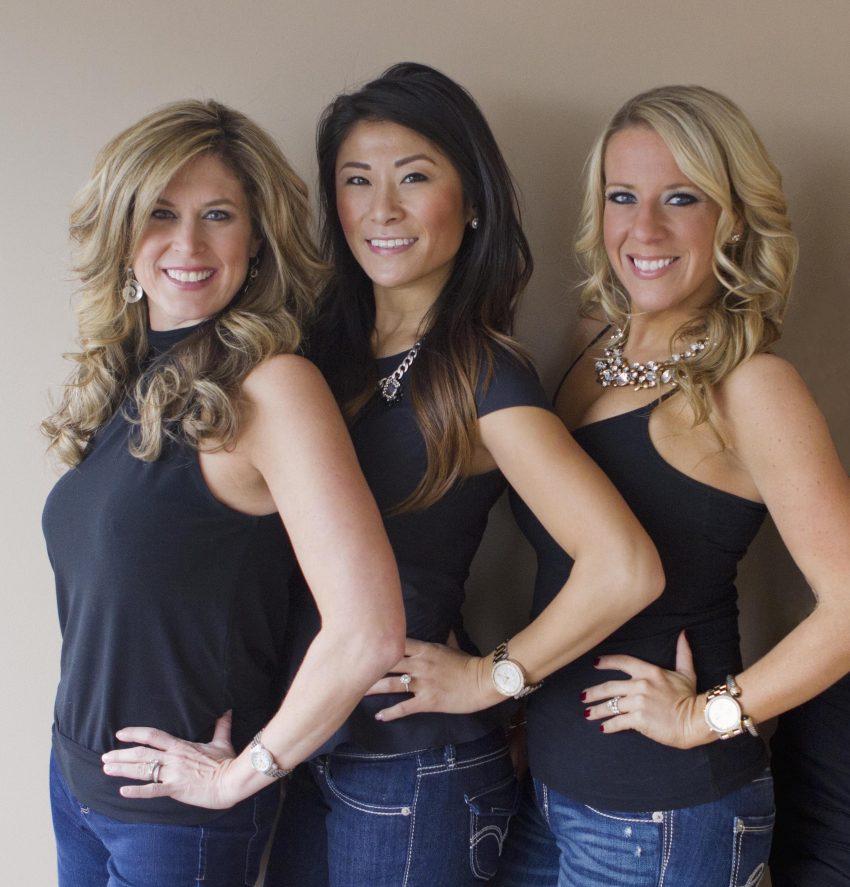 Executive Matchmakers Jill Vandor, Laura Paluch and Jaime Jennings