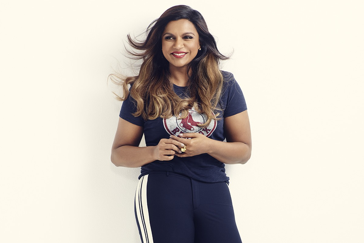 Mindy Kaling Photo BY EMILY SHUR