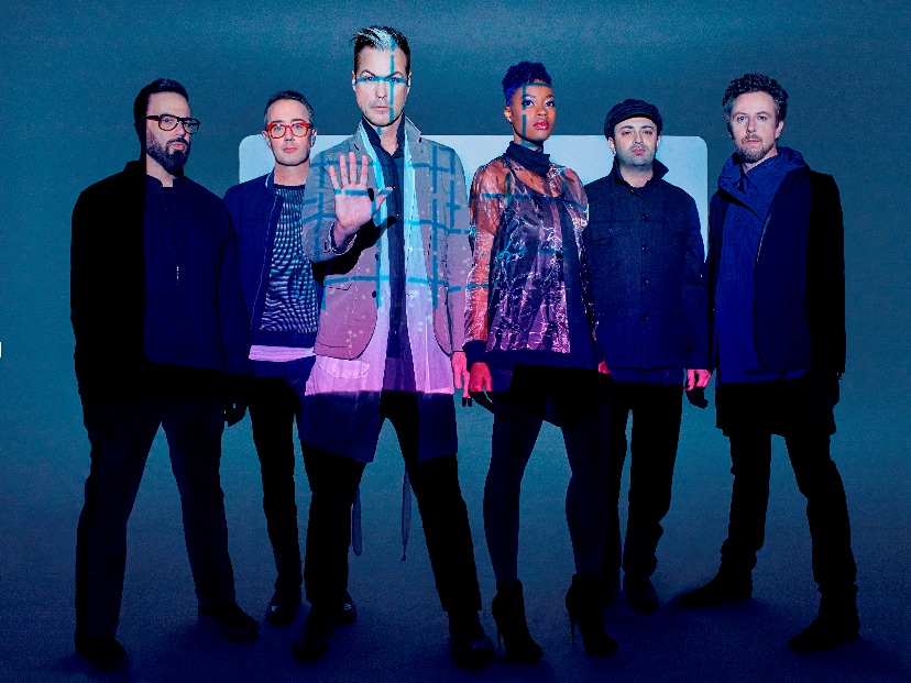 Fitz and the Tantrums Photo by WME Entertainment