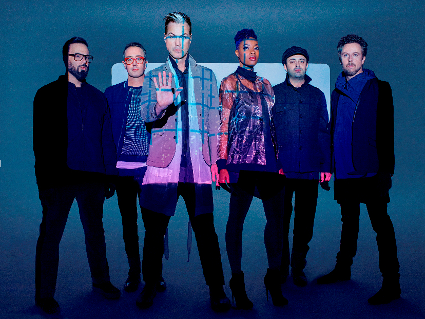 Photo of Fitz and the Tantrums Courtesy of WME Entertainment