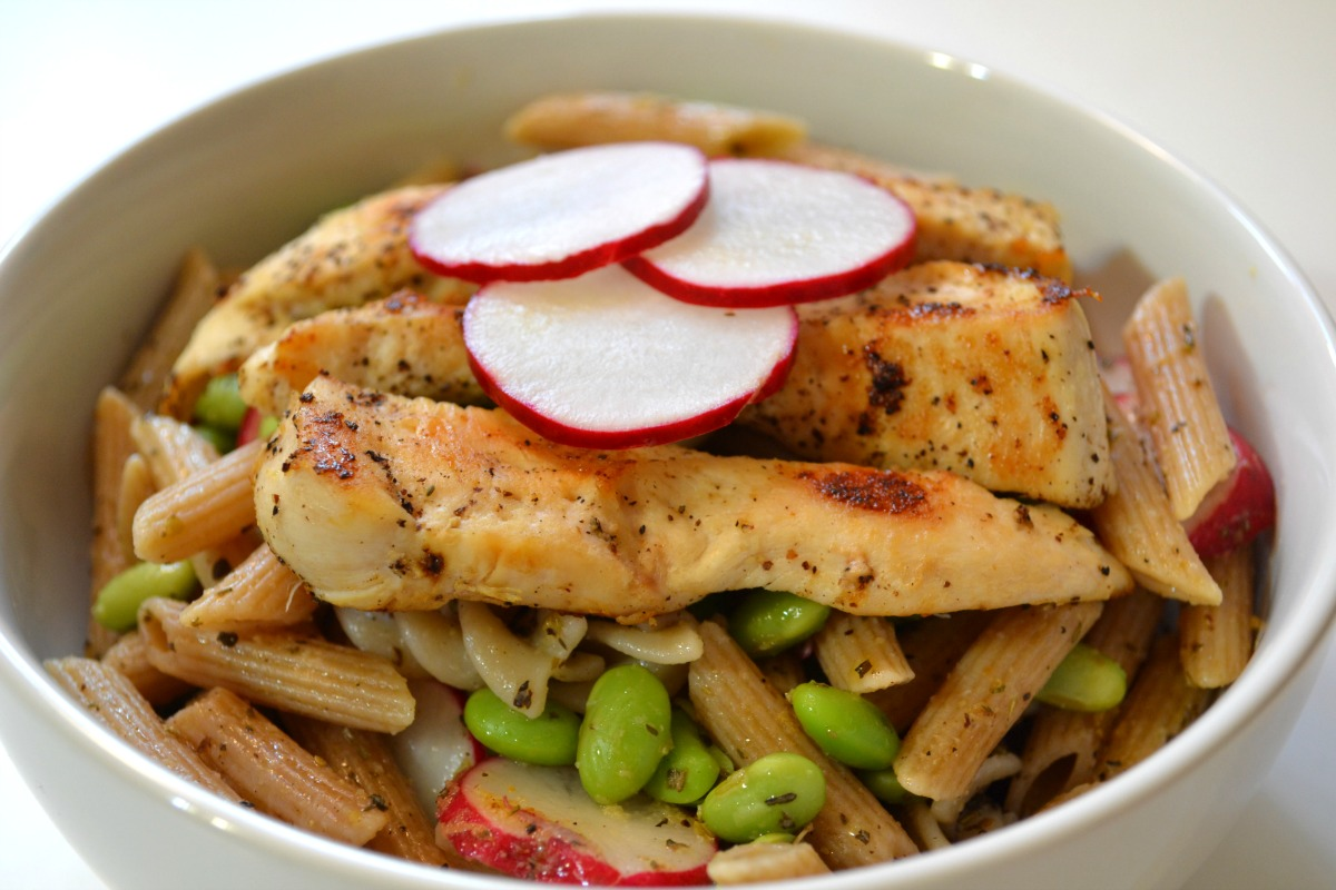 Dinner is Served: A Healthy Whole Wheat Pasta Recipe | Boston Magazine
