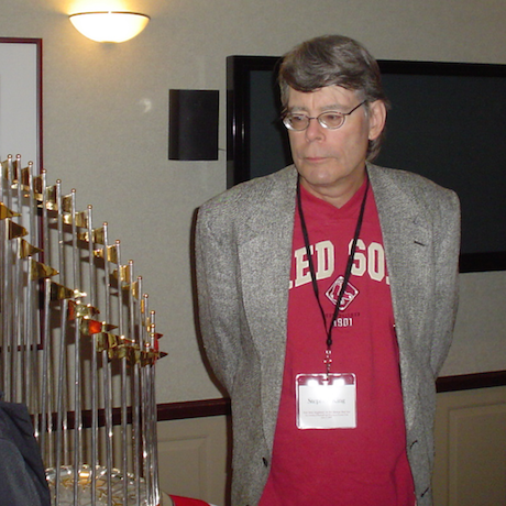 stephen king red sox sq