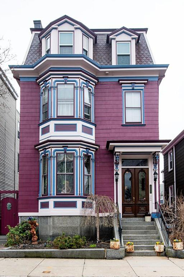 On The Market A Vibrant Victorian In South Boston