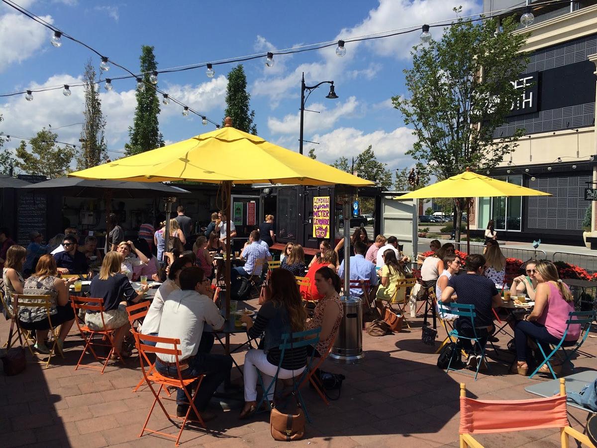 Boston S Best Outdoor Dining 52 Top Patios Decks Amp More