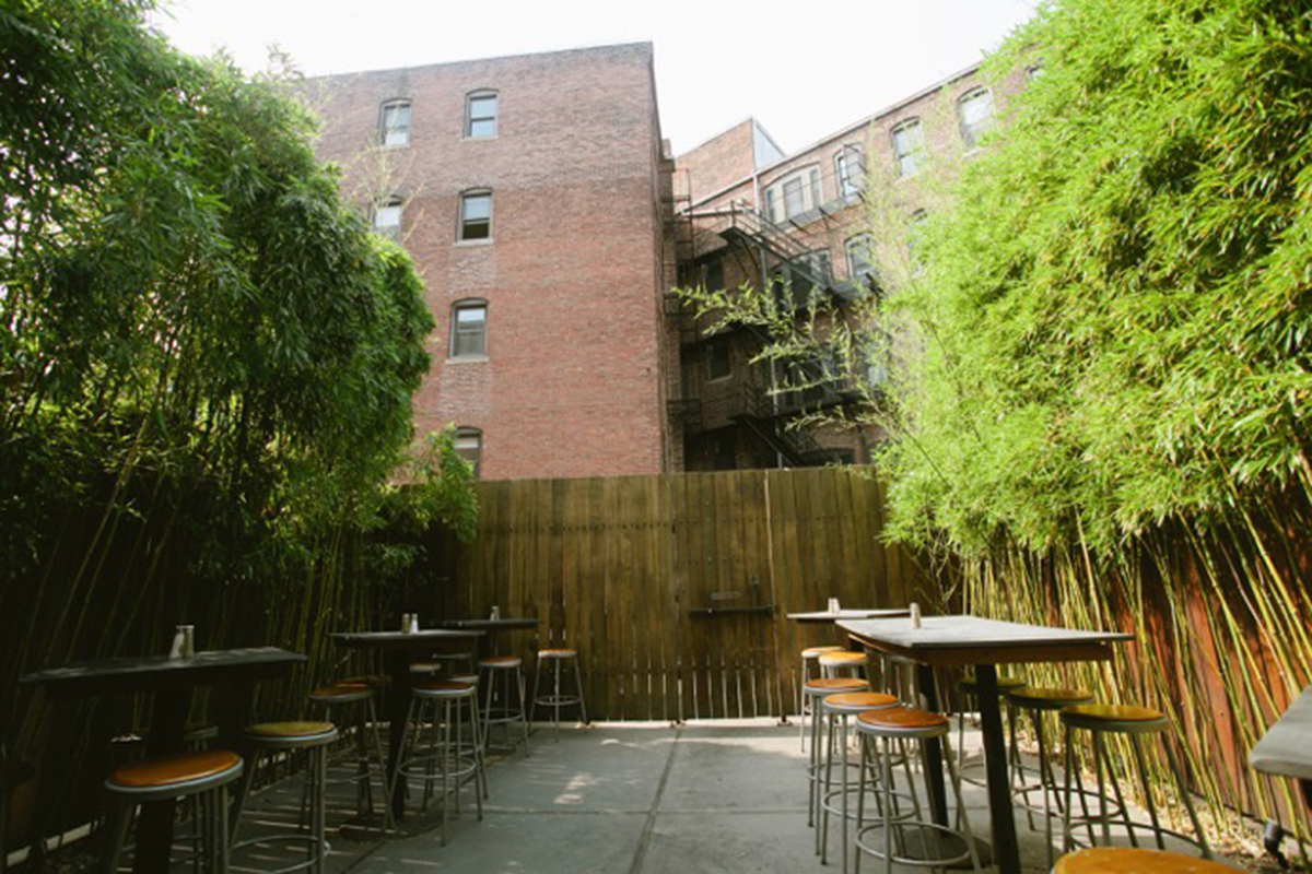 Boston Rsquo S Best Outdoor Dining Ndash 52 Top Patios Decks & Amp More