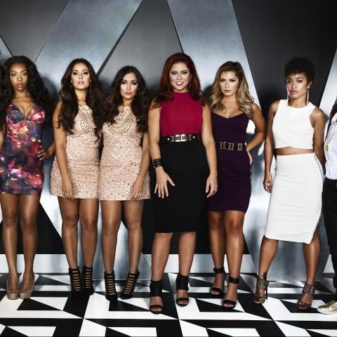 BAD GIRLS CLUB -- Season: 15 -- Pictured: (l-r) Asia, Amber, Jessica, Annalisa, Kristina, Angela, Olivia, Diamond -- (Photo by: Kareem Black/Oxygen)