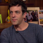 BJ Novak WWHL square