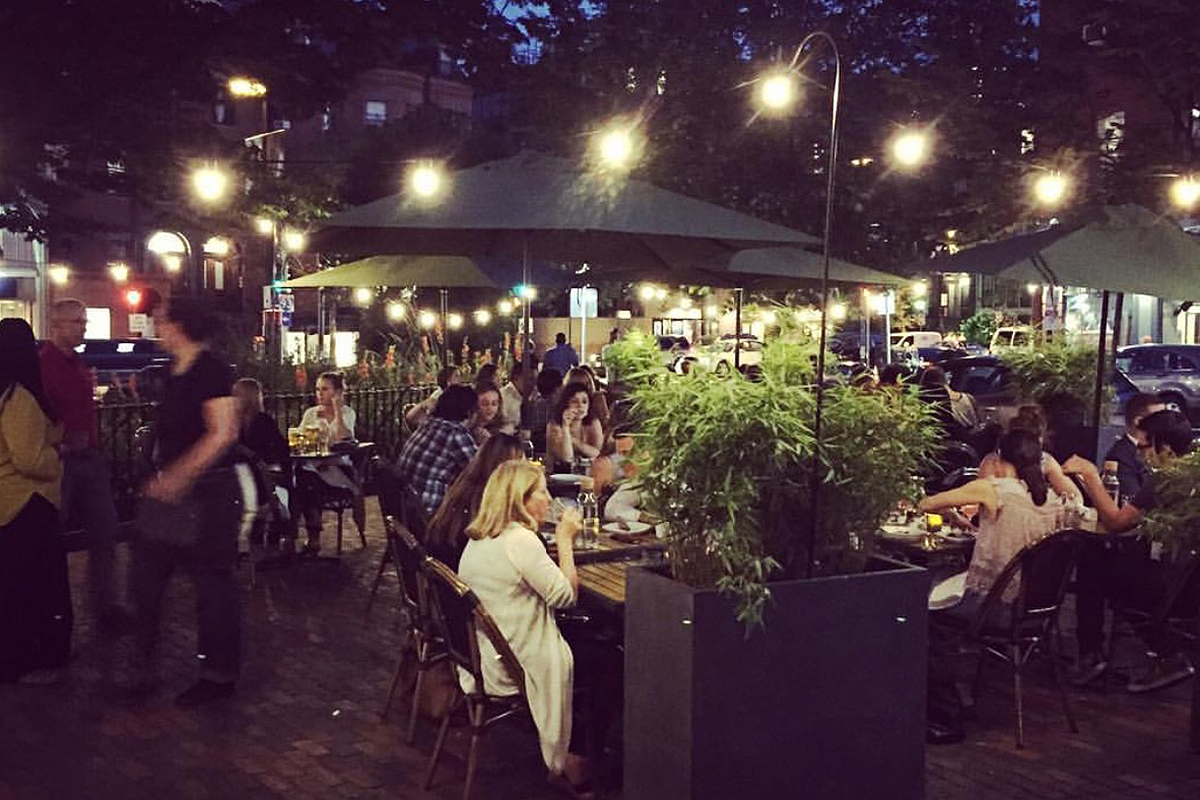 Boston s best outdoor dining 52 top patios decks more for Terrace new year party