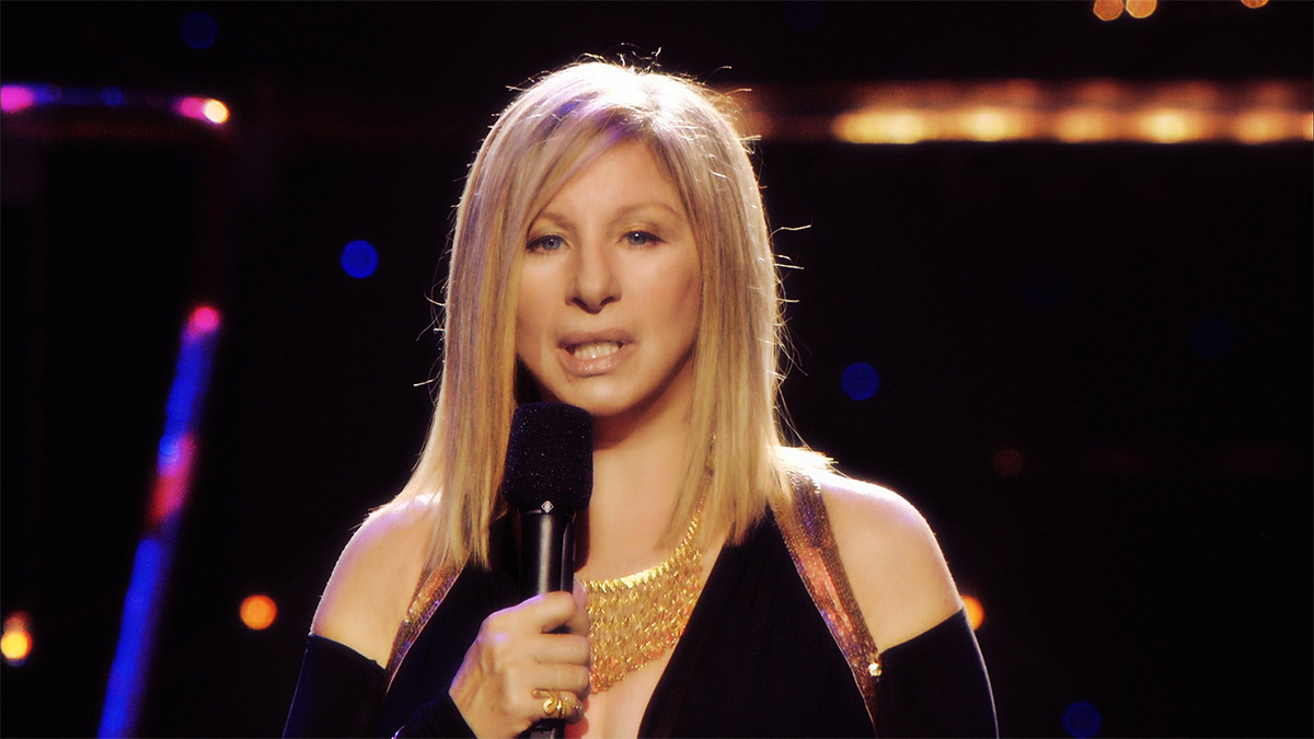 Barbra Streisand by Jonathan Tommy on Flickr/Creative Commons