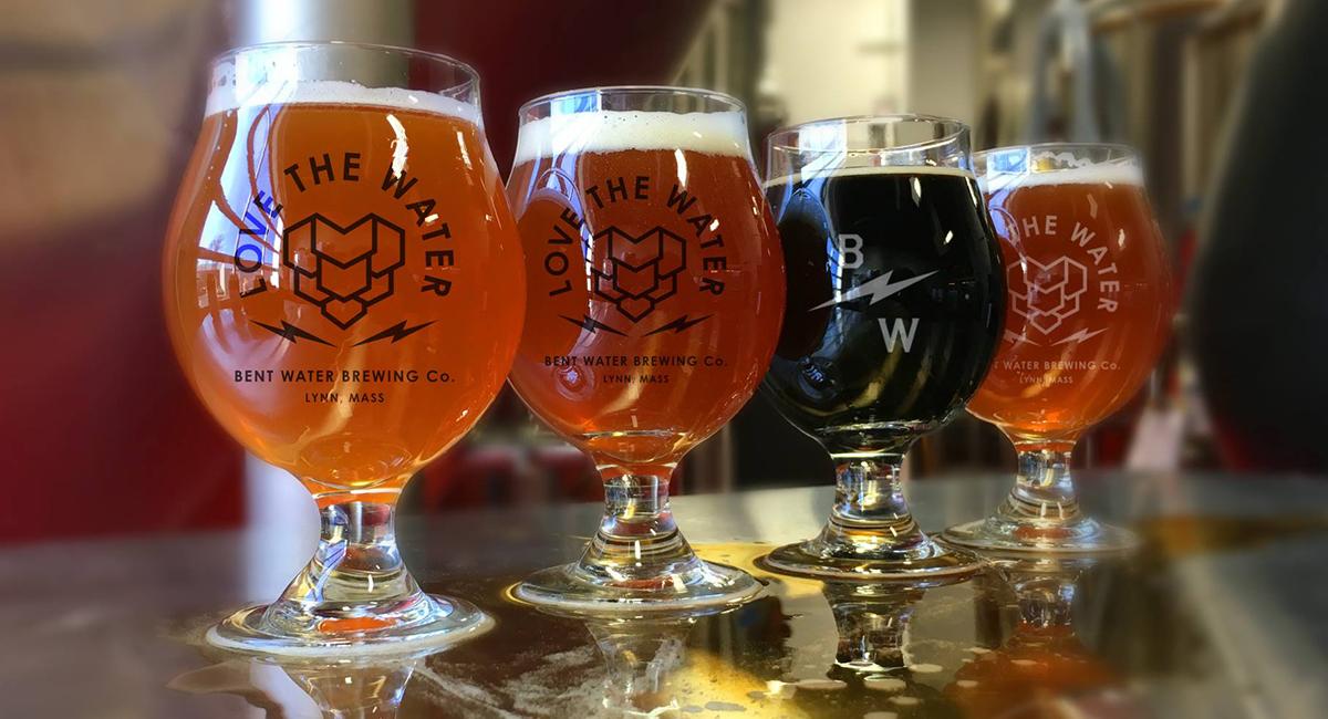 Bent Water Brewing Co beer social