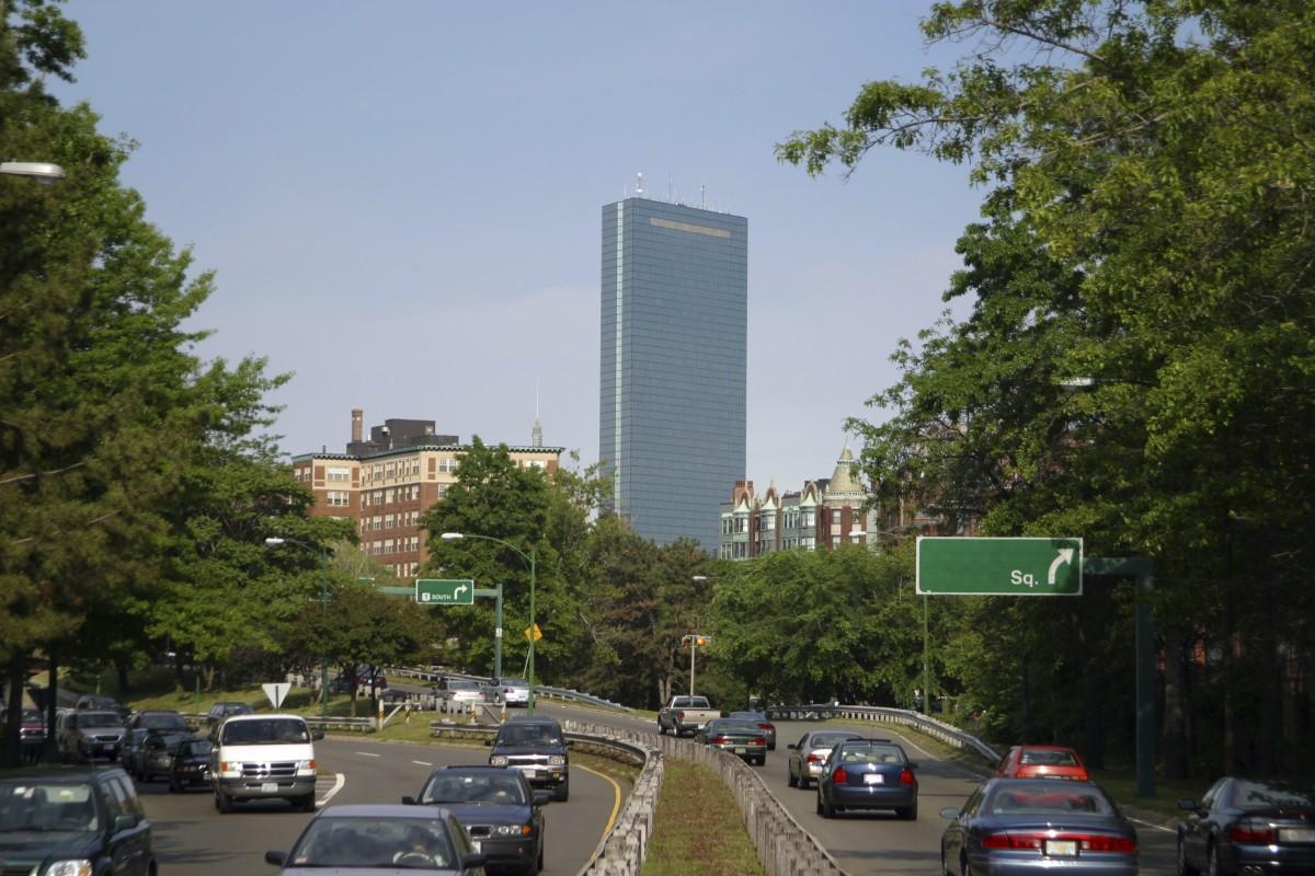 Boston Driving
