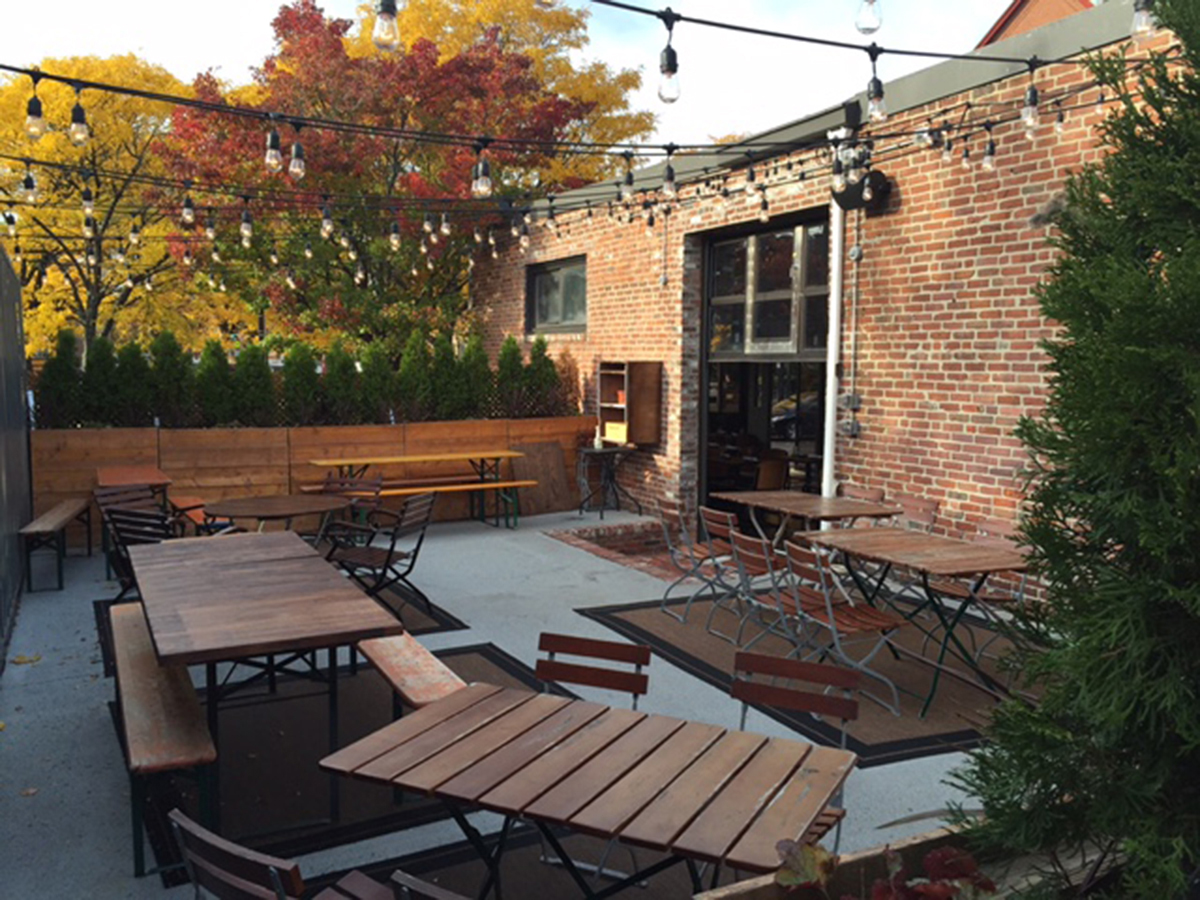 Boston's Best Outdoor Dining - 52 Top Patios, Decks & More on Backyard Patio  id=55421